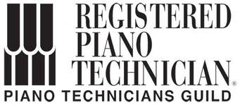 Registered Piano Technicians Guild logo